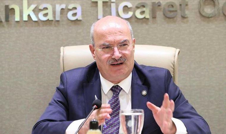 ATO Başkanı Gürsel Baran: Ham maddede ciddi sıkıntı var