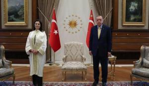 Başkan Erdoğan üç üniversitenin rektörünü kabul etti