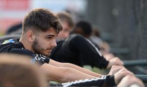 Beşiktaş'ta Konyaspor maçının hazırlıkları başladı