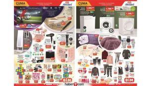 BİM 12 Şubat Aktüel Kataloğu! Yarına özel elektronik, züccaciye ve tekstil ürünlerinde…