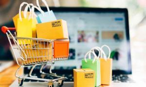 Çevrimiçi alışveriş yüzde 72 arttı