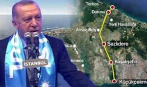 """CHP'li Bakan: """" 'Kanal İstanbul'u inadına yapacağız' deyip iklim kriziyle mücadele edemezsiniz"""""""