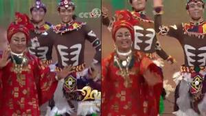 """""""Çin Yeni Yılı"""" kutlamalarındaki ırkçı tiplemelere büyük reaksiyon"""