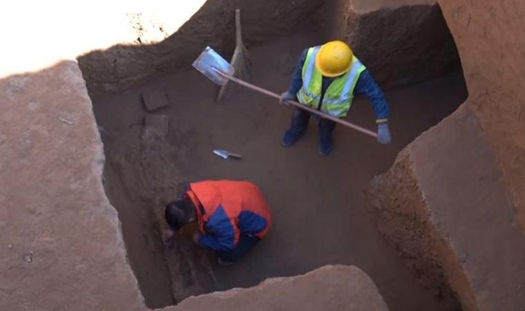 Çin'in kuzeybatısında 3 bin 500 antik mezar bulundu