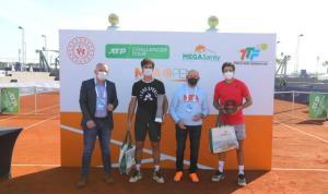 Club Megasaray Open II'de Şampiyon Carlos Taberner