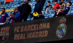 Daha az maç, daha fazla El Clasico