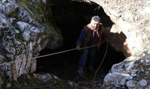 Defineciler hazine ararken, gizli Pamukkale'yi buldu