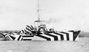 Dünya savaşlarında Almanya'ya karşı kullanılan sanata dayalı kamuflaj taktikleri