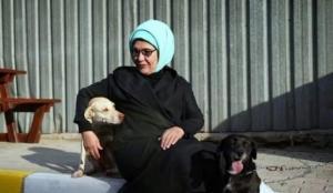 Emine Erdoğan: Sokakta yaşayan hayvanlar için hayatı kolaylaştırabiliriz