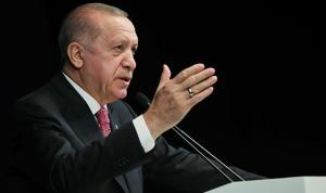 Erdoğan yine 'Beka' dedi