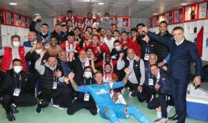 Ersun Yanal'ın Antalyaspor'u yenilmiyor