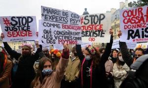 Fransa'da 13 yaşındaki kıza tecavüz eden itfaiyecilere yönelik tepki büyüyor