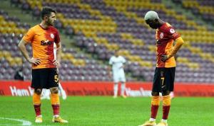 Galatasaray 5 maç sonra yenildi