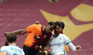 Galatasaray ligdeki galibiyet serisini 8'e çıkardı