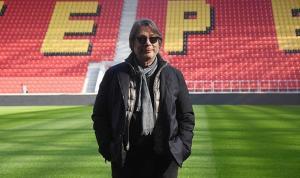 Göztepe Başkanı Sepil, Fenerbahçe maçının hakemi Hüseyin Göçek'ten adil yönetim istedi