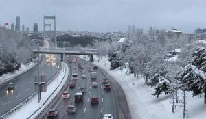 Haftanın ilk gününde İstanbul'da trafik sakin seyrediyor