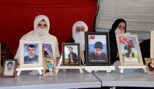 HDP önündeki evlat nöbetinde 518'inci gün; aile sayısı 197 oldu