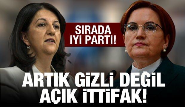 HDP'den İttifak görüşmesi! Sıra İYİ Parti'ye geldi