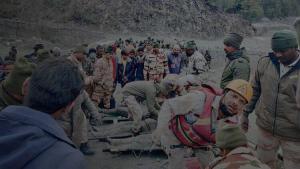 Hindistan'daki buzul felaketinde can kaybı arttı