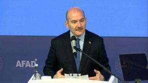 İçişleri Bakanı Süleyman Soylu duyurdu: Operatörlerle birlikte yeni iletişim sistemi geliştiriyoruz