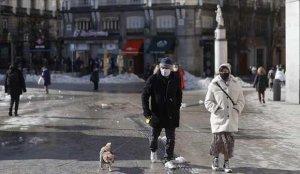 İspanya'da Kovid-19'dan son 24 saatte 443 kişi hayatını kaybetti