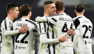 İtalya Kupası yarı finalinde Juventus, Inter'i yenerek avantajı yakaladı