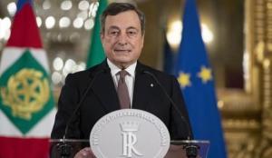 İtalya'da Draghi hükümeti güvenoyu aldı
