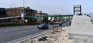 İzmir Büyükşehir Belediyesi'nden Buca ve Konak'a iki yeni yaya üst geçidi