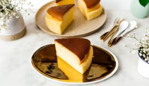 Japon Cheesecake nedir ve Japon Cheesecake nasıl yapılır? Japon usulü kabarık cheesecake tarifi