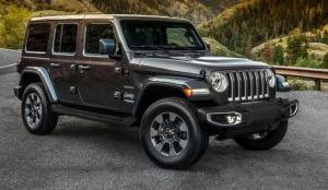 Jeep 43 bin aracını geri çağırıyor