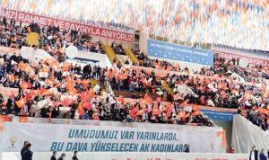 Kamu hastaneleri AKP kongresine çalışmış!
