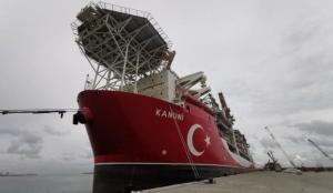 Kanuni Sondaj Gemisi çalışmalara başlıyor