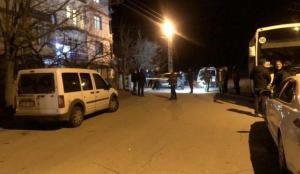 Kayseri'de bir ikameti kurşunlayan şahıs kayıplara karıştı