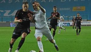 Konyaspor'la Gençlerbirliği yenişemedi!