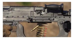 Makineli tüfek SAR 762 MT testleri geçti