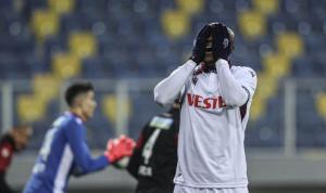 Malatya-Trabzonspor maçında ofsayt VAR!