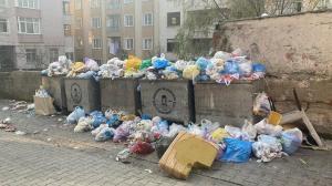 Maltepe'de çöp dağları oluştu: Vatandaşlar isyan etti