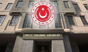 MSB: 3 PKK'li terörist etkisiz hale getirildi