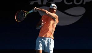 Nadal, ATP Kupası'ndaki ilk maçına çıkamadı