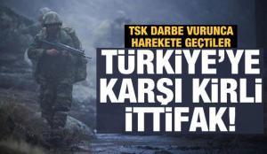 PKK ve Haşdi Şabi Türkiye'ye karşı şer ittifakı kurdu