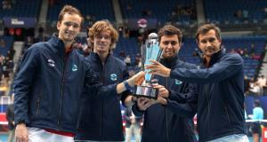 Rus milli tenis takımı, ATP Kupası'nda zaferin sahibi oldu