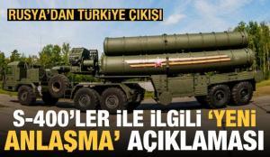 Rusya'dan Türkiye ile ikinci S-400 anlaşması açıklaması