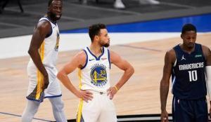 Stephen Curry 57 sayı attı, Warriors yenildi!