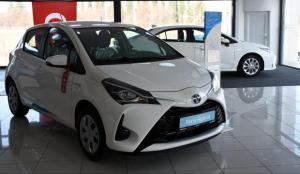 Toyota'nın güvenli sürüş projesine büyük ödül