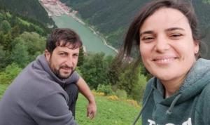 Trabzon'da genç çiftin şüpheli ölümü: Evlerinde vurulmuş halde bulundular