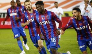 Trabzonspor Yeni Malatyaspor deplasmanında