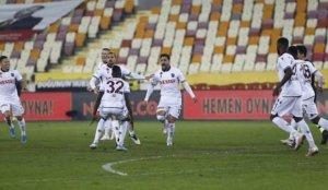 Trabzonspor'a yan bakılmıyor: 5'te 5!