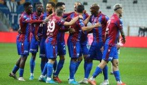 Trabzonspor'un Başakşehir kadrosu!
