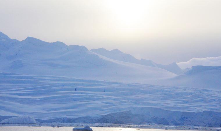 Türk bilim insanı Burcu Özsoy'un Antarktika'daki bilim yolculuğu
