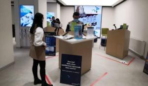 Türk Telekom'un İstanbul Kadıköy Müşteri Merkezi yenilendi